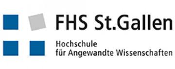 FHS St. Gallen, Hochschule für Angewandte Wissenschaften Logo