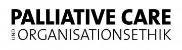 Palliative Care und Organisationsethik Logo