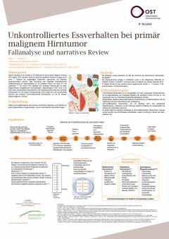 Unkontrolliertes Essverhalten bei primär malignem Hirntumor Fallanalyse und narratives Review